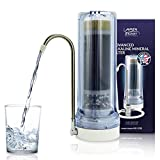 Apex Countertop Drinking Water Filter, Alkaline, Clear (MR-1050)