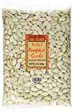 Trader Joe's In Shell Pumpkin Seeds Dry Roasted Lightly Salted 14 oz (Pack of 2)