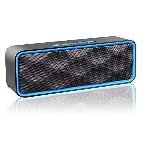 Aigoss S1 Altoparlante Bluetooth Portatile per...