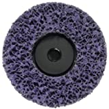 Wagner Spraytech 0513041 Paint Eater 4-1/2' Replacement Disc, Rotating Palm Sander Replacement Disc, Spun-fiber Disc, Powerful Performance with paint removal at any angle
