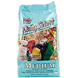 Pretty Bird International BPB73117 3-Pound Daily Select Premium Bird Food, Medium