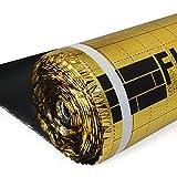 FLOORLOT SHOP. FLOORS. DELIVERED. Gold 200sqft 3mm Laminate Flooring Vapor Barrier Premium Silent Underlayment