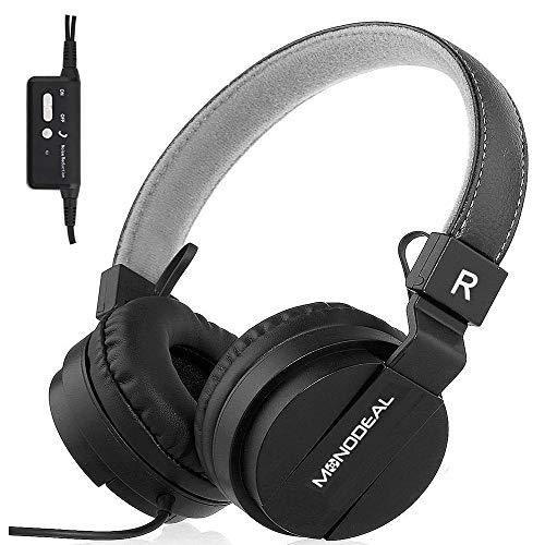MONODEAL Kids Active Noise Cancelling Headphones, Children...