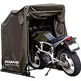 コミネ(KOMINE) バイク用 モーターサイクルドーム オリーブ XL AK-103 685 防水
