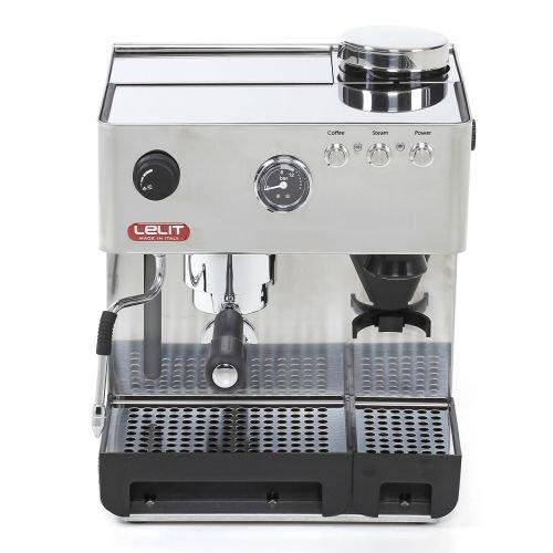 Lelit Anita PL042EMI Macchina Semiprofessionale con Macinacaffè Incorporato Ideale per caffè...