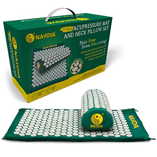 Nayoya Back and Neck Pain Relief -...