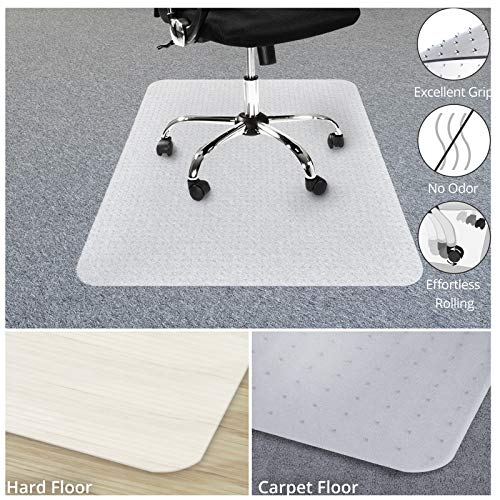 Chair Mat for Carpets | Low/Medium Pile...