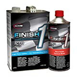 SHERWIN WILLIAMS Finish 1 Automotive Refinish Ultimate Overall Clearcoat (FC720), 1 Gallon   Medium Universal Hardener (FH612), 1 Quart Included