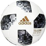 adidas Ballon de football de la Coupe du monde 2018 Omb Pro Blanc/noir