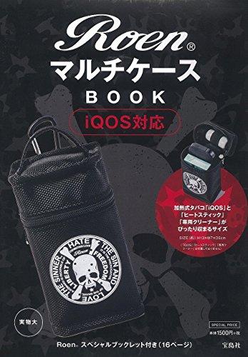 Roen® マルチケースBOOK 【iQOS対応】 (バラエティ)