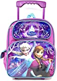 Disney Frozen Toddler 12 inches Mini Rolling Backpack -18305