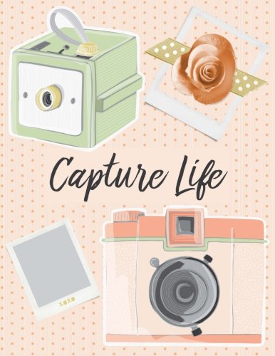 Capture Life: Vintage Cameras Notebook (Journal,...