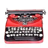 Xinyexinwang Machine à écrire, modèle rétro, Accessoires de...
