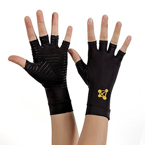 CopperJoint Arthritis Compression Gloves (Medium)