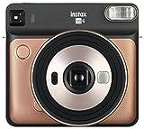 Fujifilm Instax SQ6 Appareil Photo Instantané, Or Rougir