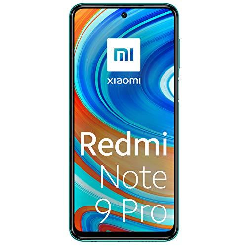 Xiaomi Redmi Note 9 Pro - Smartphone de 6.67' (6 GB RAM, 64 GB...