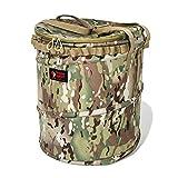 ポップアップ トラッシュボックス <マルチカモ> OCB 708R 折りたたみ ゴミ箱 (#928095 オレゴニアンキャンパー)