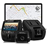 Rexing V1LG Dual Channel Car Dash Cam FHD 1080p 170° Wide Angle Dashboard Camera Recorder with HD...