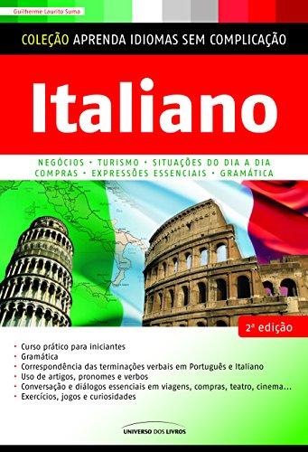 Aprenda Idiomas Sem Complicacao - Italiano
