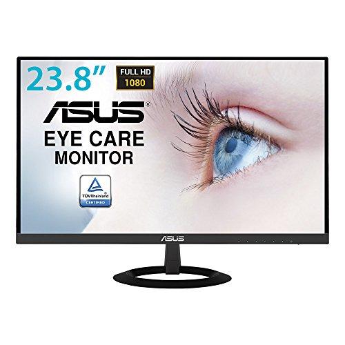 "Asus VZ249HE 23.8"" Full HD IPS Mate Negro pantalla para PC - Monitor (60,5 cm (23.8""), 1920 x 1080 Pixeles, LED, 5 ms, 250 cd / m², Negro)"