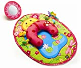 Tiny Love Tummy Time Fun Activity Mat, Ladybug