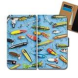iPhone 12 iPhone12 ケース 手帳型 ハワイ 手帳ケース スマホケース カバー 釣り フィッシング……