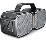 BUGANI Bluetooth Speaker, M83Portable Bluetooth Speakers,Bluetooth 5.0,Waterproof, Wireless Speakers,40W Super Power, Suitable for Family Gatherings and Outdoor Travel,Outdoor Bluetooth Speaker