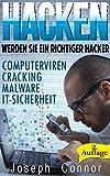 HACKEN: Werden Sie ein richtiger Hacker - Computerviren, Cracking, Malware, IT-Sicherheit (Cybercrime, Computer hacken, How to Hack, Hacker, Computerkriminalität, ... Hacking) (German Edition)