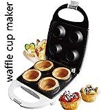 J-JATI Electric waffle 4 cup maker...