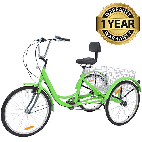 517RDzfRM4L - 7 Best Adult Tricycles to Help You Stay Fit As You Age