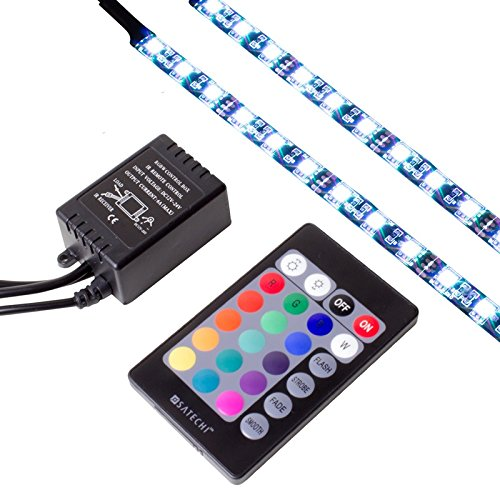 Satechi Computer RGB LED Light Strip with Remote...