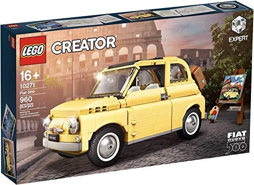 LEGO(レゴ) クリエイターエキスパート FIAT 500(フィアット)10271 / LEGO Creator Expert [並行輸入品]