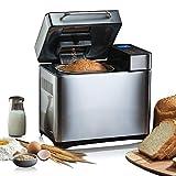 Machine à Pain, 19 Programmes Programme sans gluten Machine a Pain avec Écran et Minuteur Programmable 15H, 710W