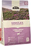 ACANA Singles Formula Lamb & Apple 100% Limited Ingredient Dry Dog Food 4.5 lb. Bag. Fast Delivery by Just Jak's Pet Market