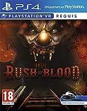 Casque PlayStation VR requis Until Dawn: Rush of Blood est une expérience de réalité virtuelle qui va semer l'effroi chez tous les fans de jeux de tir d'arcade