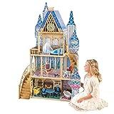 KidKraft Disney Princess Cinderella Royal Dreams Dollhouse- Exclusive (Amazon Exclusive)