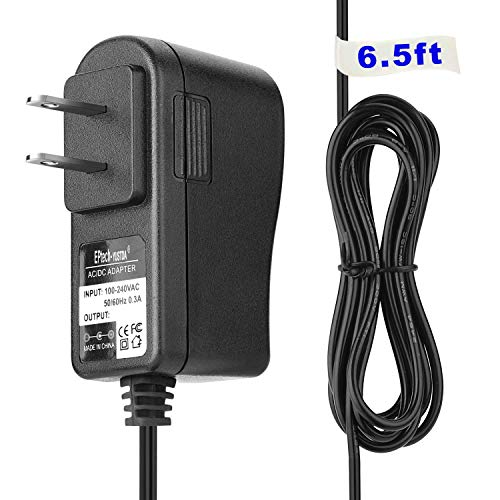 AC/DC Adapter Replacement for Minnie Mouse Girls 6V Disney Mickey Roadster Racer 6-Volt Battery-Powered by Huffy Ride-On 17096 17327 17347 17607 17527 Electric Lighting McQueen car Charger