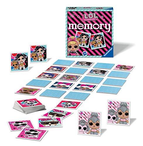 Image 2 - Ravensburger- Grand memory®- LOL surprise- Jeu Educatif- A partir de 4 ans- 20550