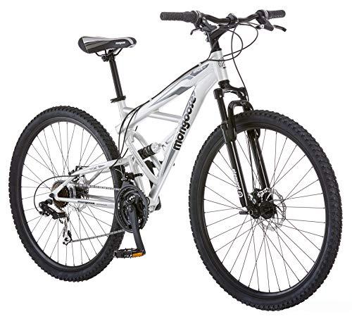 Mongoose Impasse Dual Full Suspension Bike Review