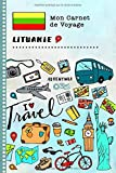 Lituanie Carnet de Voyage: Journal de bord avec guide pour enfants. Livre...