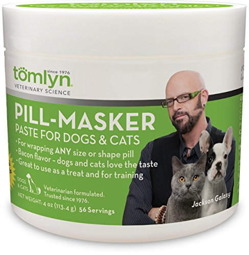 Tomlyn Pill-Masker (Original) for Dogs and Cats,...
