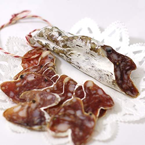 産直品:ソオスィソン・セック・フルール・ブランシュ(蔵)約70-90g[05]白かびの乾燥ソーセージ