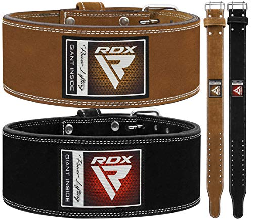 RDX Powerlifting Belt for Weight Lifting Approved...