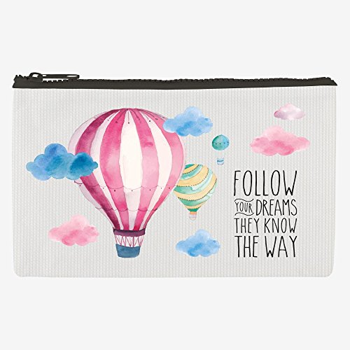 Legami Zipper Pouch Funky Collection - Air Balloon