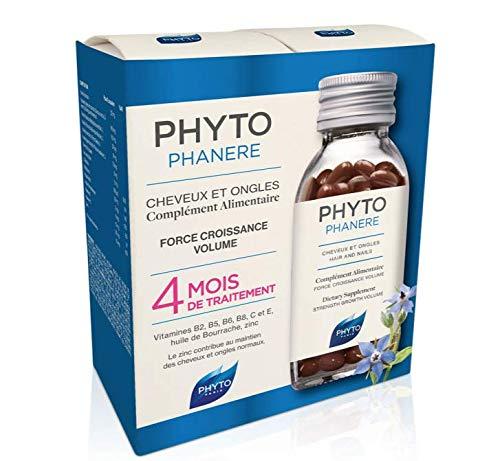 Phyto Phytophanere - Suplemento alimenticio para el cabello
