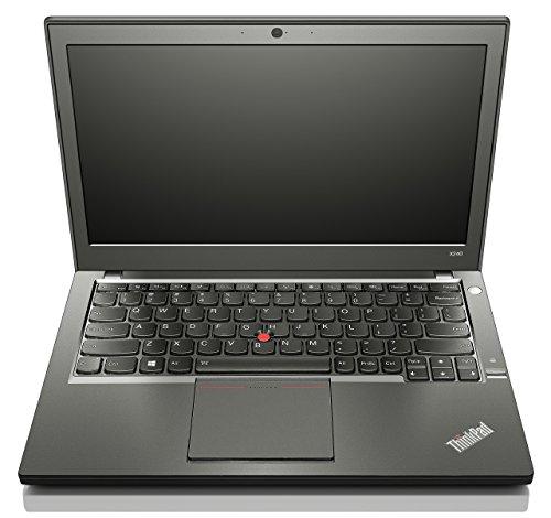 Lenovo ThinkPad X240 UltraBook Laptop - Intel Corei5-4300U 1.9GHz, 4GB RAM, 320GB HD, Windows 10 Pro (Renewed)
