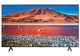 Samsung 109 cm (43 inches) 4K Ultra HD Smart LED TV UA43TU7200KBXL (Titan Grey) (2020 Model)
