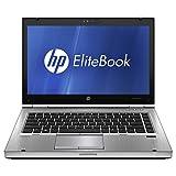 HP Elitebook 8470p, 3rd Gen Intel Core i5 3320, 2.6GHz, 8GB, 320GB HDD, DVD, 14in, Windows 10 Pro 64...