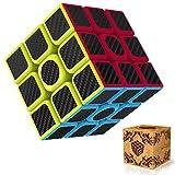 SPLAKS Cube 3x3x3 Vitesse Cube de Magique Spin Lisse Super Durable...