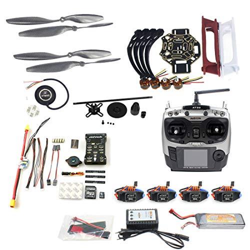 FEICHAO FAI DA Te FPV Drone Quadcopter 4 Assi Kit per Aerei 450 Telaio PXI PX4 Flight Control 920KV Motore GPS AT9s Puntelli trasmettitore